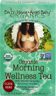 Earth Mama Angel Baby - Morning Wellness Tea