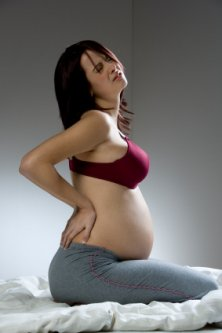 back pain is very common during pregnancy