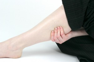 Leg Cramps are common during Pregnancy